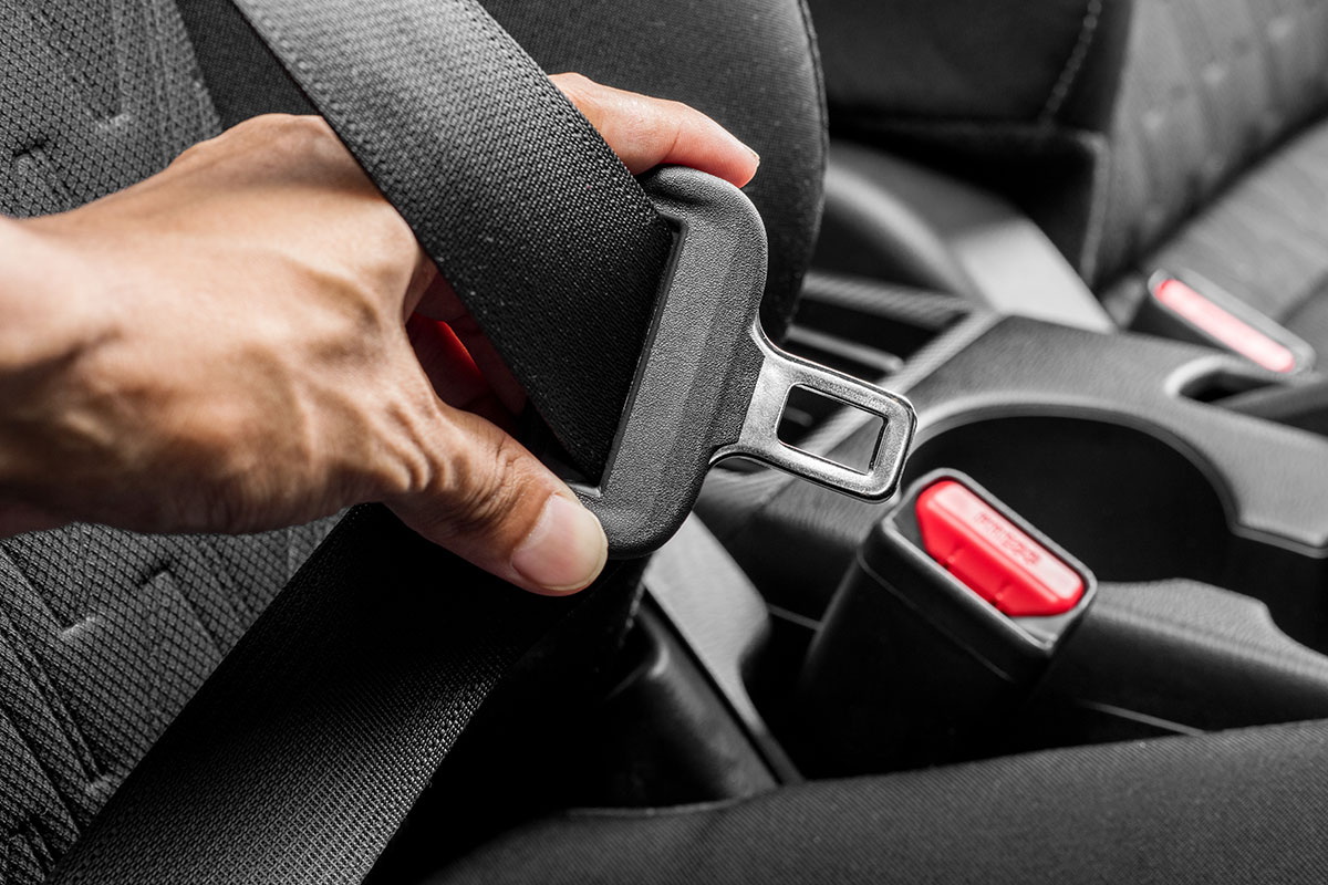 Seatbelts: a guide to safely resetting and recaliting ... on